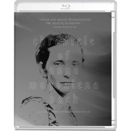 Chronicle Of Anna Magdalena Bach (Blu-ray)