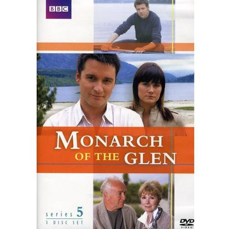 Monarch Series (Monarch Of The Glen: The Complete Fifth Series (Full)