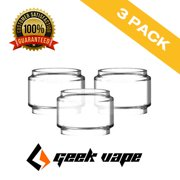 Zeus Sub Ohm Replacement Extended Glass (Pack of 3)