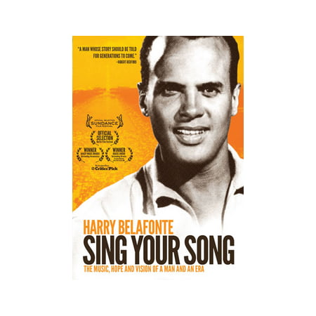 SING YOUR SONG-HARRY BELAFONTE (DVD) (DVD)