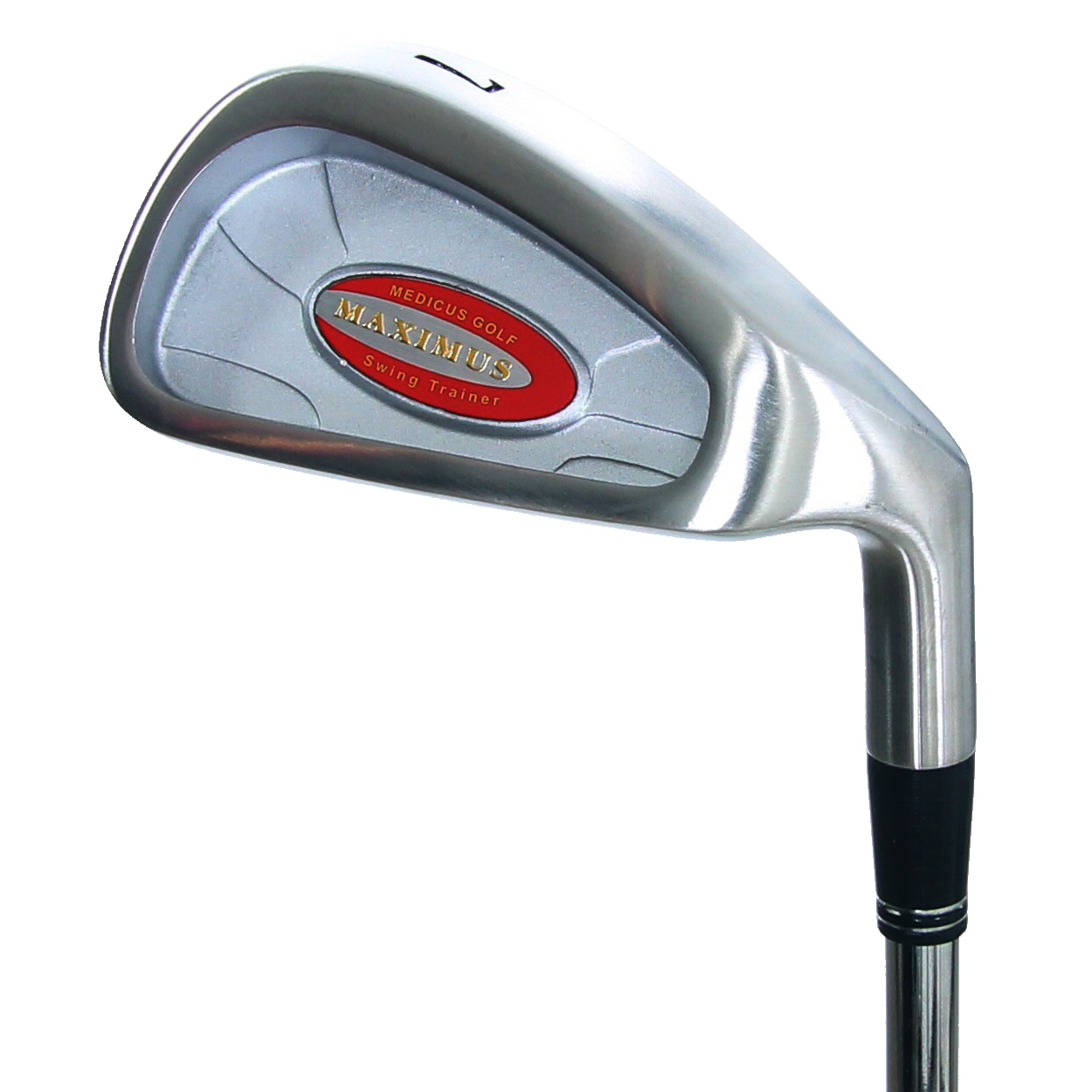 Medicus Golf Maximus Hittable Weighted 7 Iron Swing Train...