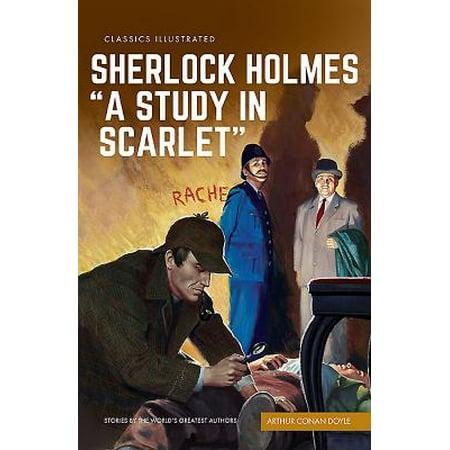 A Study In Scarlet - by A. Conan Doyle - Sherlock Holmes ...