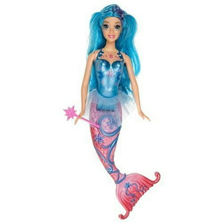 Barbie Fairytopia Mermaidia Nori Fairy Doll (Barbie Mermaidia)