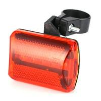 OTVIAP Bicycle Tail Light LED Waterproof Taillight Back Light Safety Red Warning Flashing Light, Safety Red Warning Flashing Lights,Bicycle Tail Light