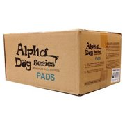 Alpha Dog Series Dog Training Pads, 100 Pieces