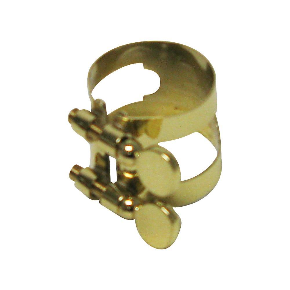 Bonade Alto Saxophone Ligature Alto Sax Brass Regular by Bonade
