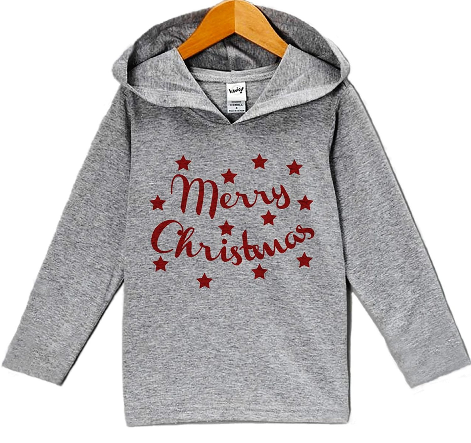 Custom Party Shop Baby's Merry Christmas Hoodie - 6 Months