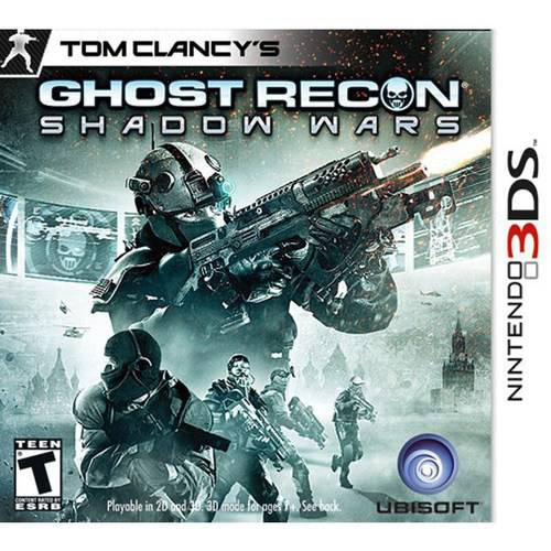 Tom Clancy's Ghost Recon Shadow Wars - Nintendo 3DS