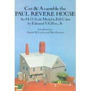 Cut & Assemble Paul Revere House