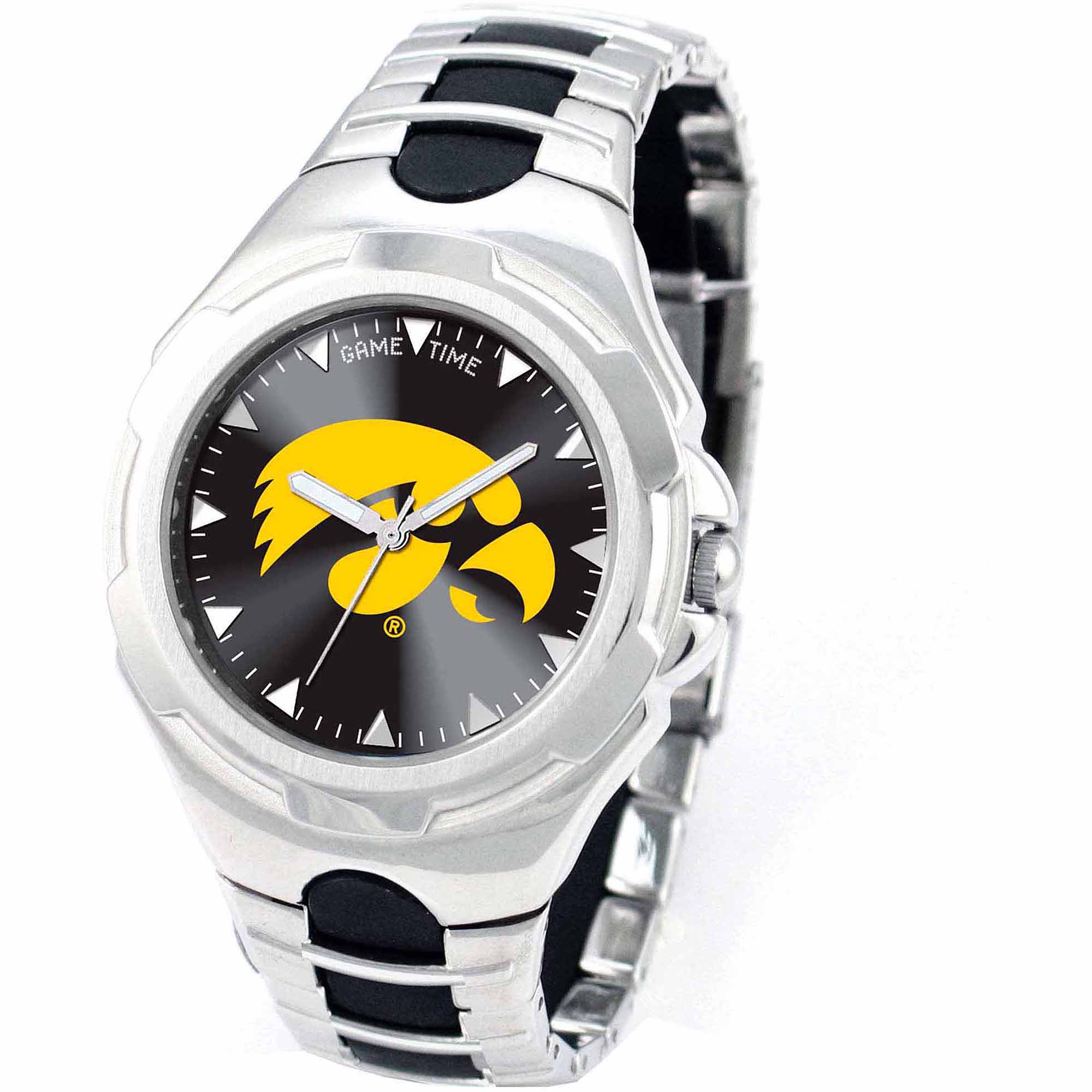 Game Time  NCAA Men's University of Iowa Hawkeyes Victory Series Watch