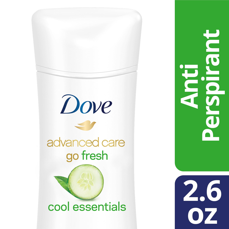 Dove Advanced Care Cool Essentials Anti-Perspirant Deodorant, 2.6 oz