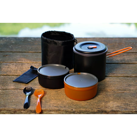 Ozark Trail 10 Piece Cook & Dine Set