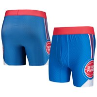 Detroit Pistons Concepts Sport Flyaway Swingman Boxer Briefs - Blue