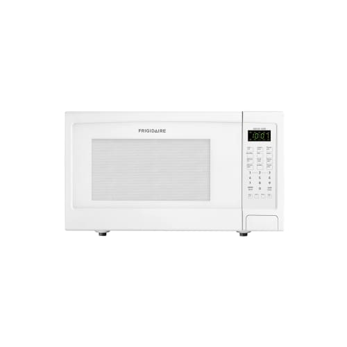 Frigidaire FFMO1611L 1.6 Cubic Foot Countertop Microwave with Easy-Set Start and