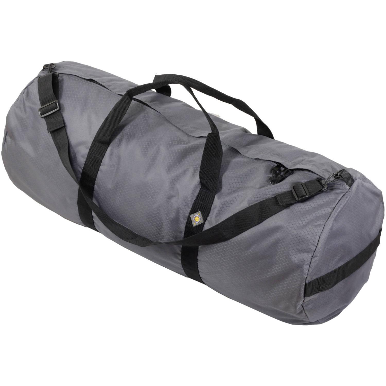 Northstar Bags North Star Sport Duffle Bag 16in Diam 40in L, Steel Gray by Northstar Bags