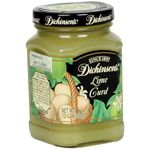 Dickinson's Lime Curd, 10 oz (Pack of 6)