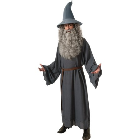 The Hobbit Mens Gandalf Costume - Costume For Mens Ideas