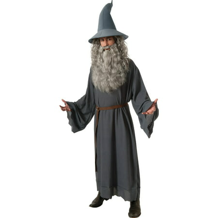 The Hobbit Mens Gandalf Costume - X Men Group Costume