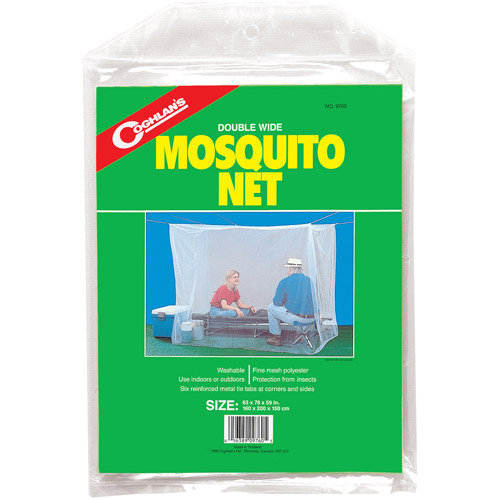 Click here to buy Coghlan's 9760 Double Wide Mosquito Net by Coghlan's.