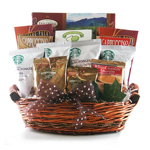 Caffeine Rush Coffee Gift Basket