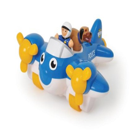 WOW Police Plane Pete - Emergency (3 Piece Set)