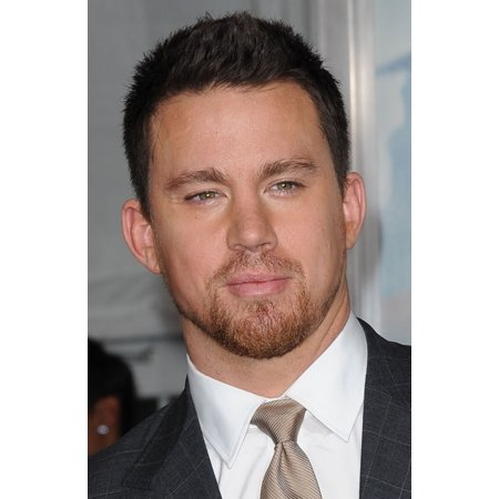 Channing Tatum At Arrivals For White House Down Premiere The Ziegfeld Theatre New York Ny June 25 2013 Photo By Kristin Callahaneverett Collection Photo Print