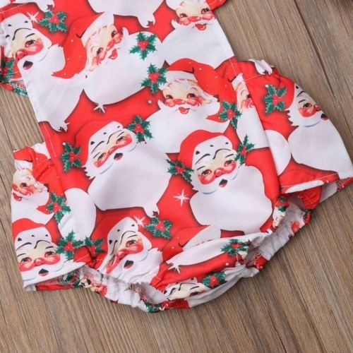 38940d0173b2 Emmababy - Lovely Xmas Rompers Newborn Kids Baby Girls Christmas ...