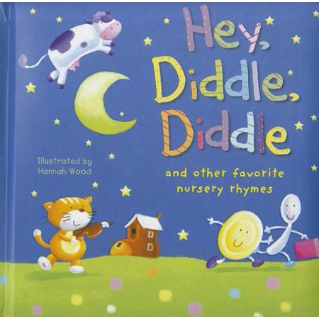 Hey Diddle Diddle and other Favorite Nur (Board Book) (Hey Baby Stephen Marley)