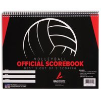 BSN SPORTS™ Official Volleyball Scorebook