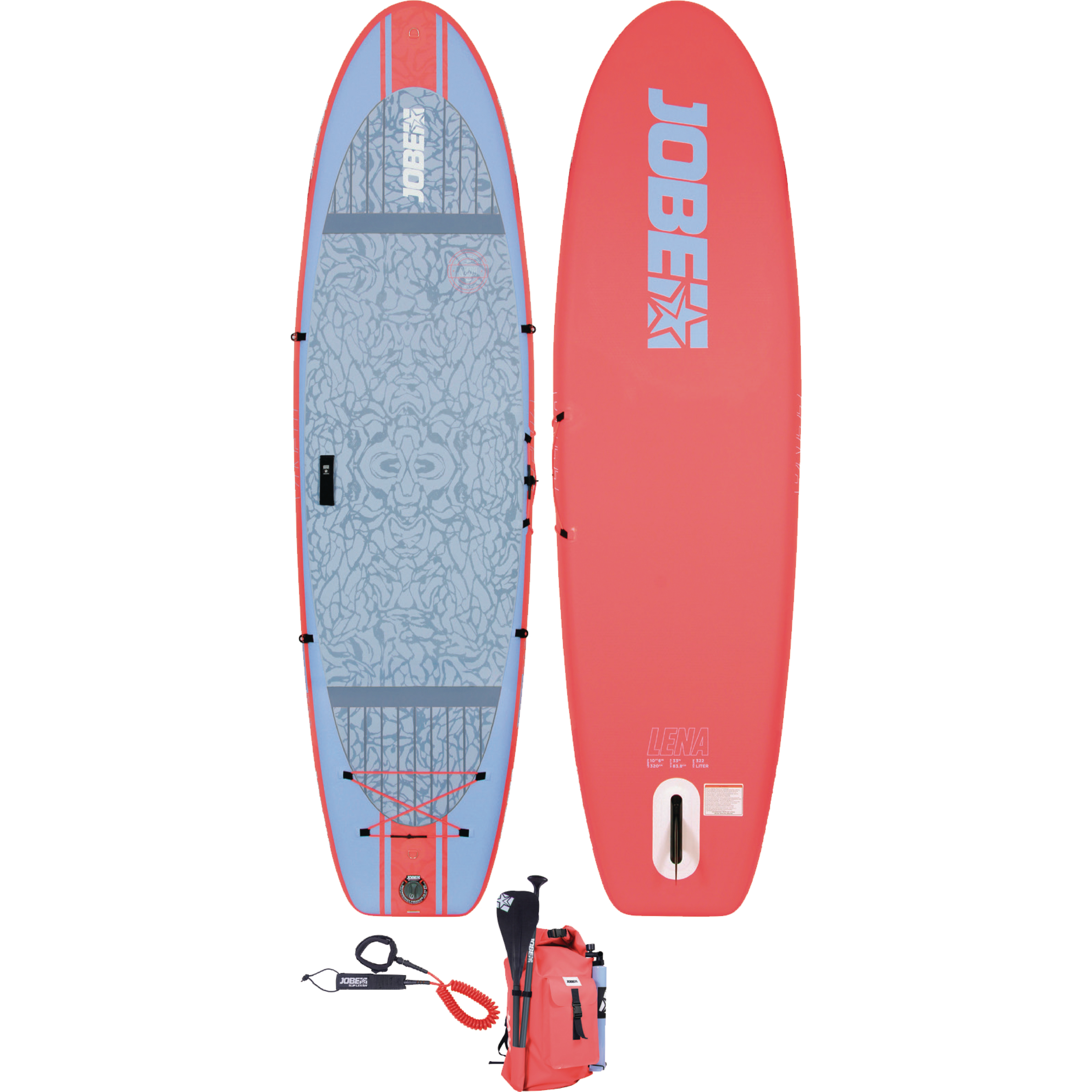 Jobe Aero Lena SUP Paddle Board Package