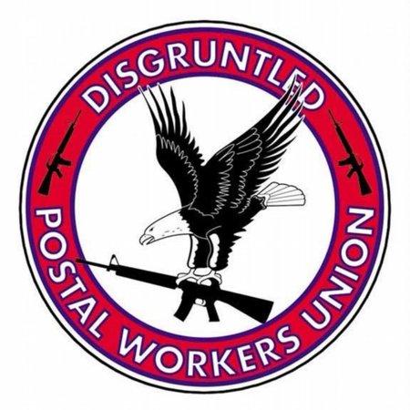 Postal Worker Decal (Postal Service Decals)
