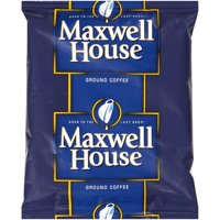 Maxwell House Cafe Roast Ground Coffee for OCS (1.75 oz Bags, Pack of 42)