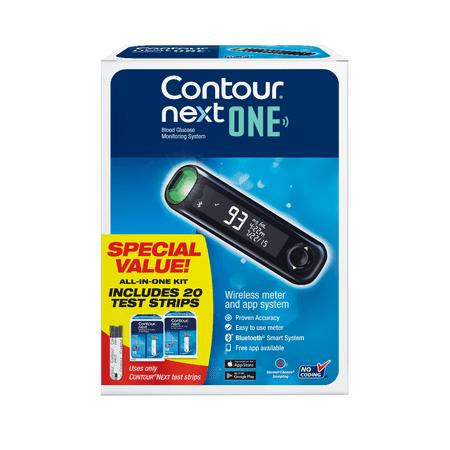 Contour Next ONE Value Pack