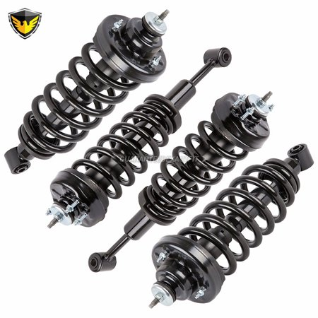Front Rear Strut Spring Assembly For Ford (Rear Differential Repair Cost 2004 Ford Explorer)