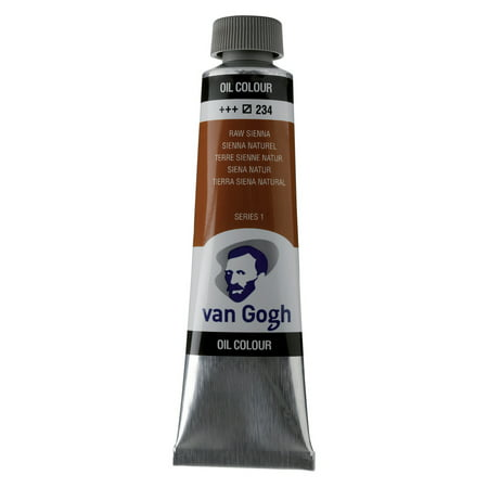 Royal Talens Van Gogh Oil Color, 40ml, Raw Sienna