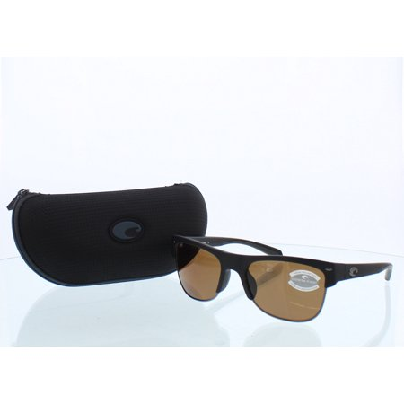 01b860c41c8 Costa PW 11 OAP Pawleys Matte Black Amber 580P Sunglasses - Walmart.com