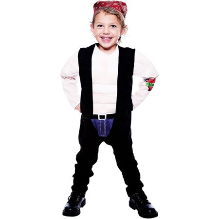Lil Big Biker Toddler Halloween Costume