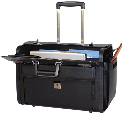 "Bond Street Carrying Case For 17"" Notebook - Black - Koskin (456110BLK)"