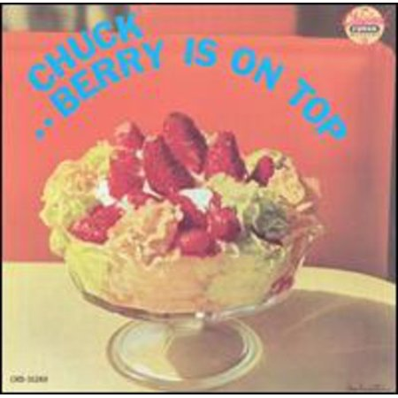 Chuck Berry   Berry Is On Top  Cd