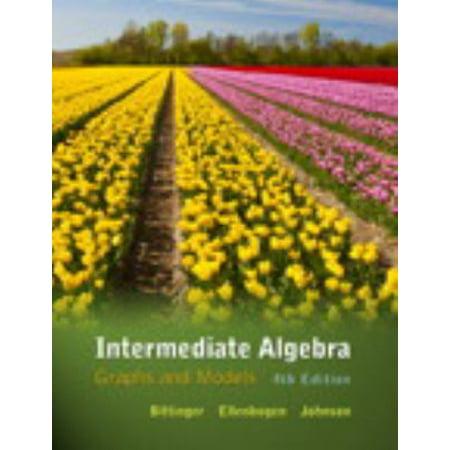 Intermediate Algebra  Graphs   Models Plus Mymathlab Mystatlab    Access Card Package