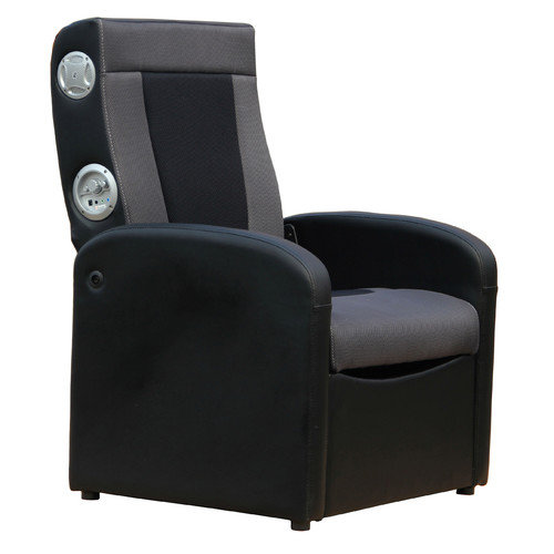 X Rocker X-Rocker Storage Flip Sound Gaming Chair