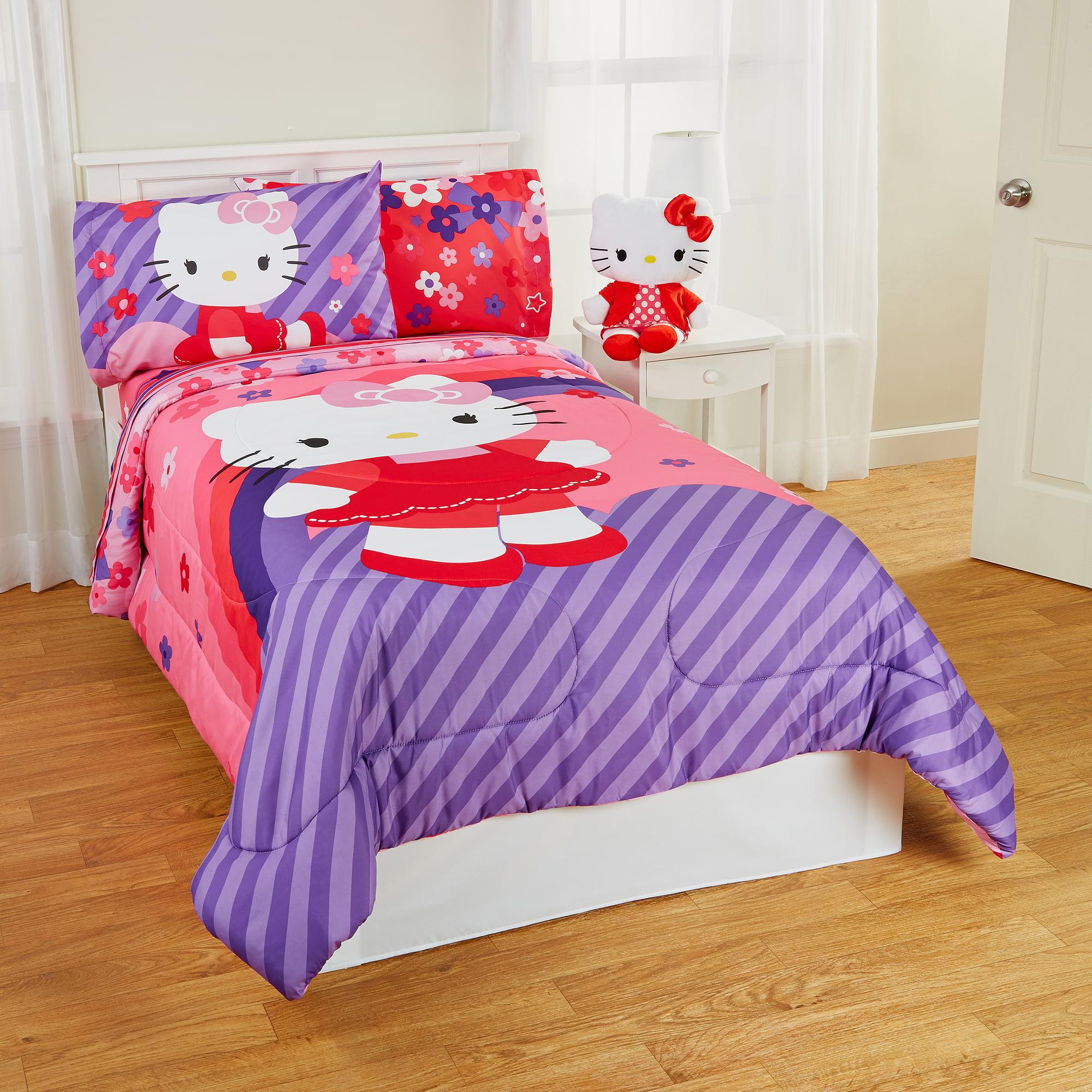 Hello kitty bed set walmart - Hello Kitty Bed Set Walmart 1