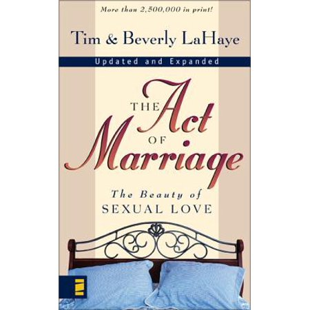 Beauty of Sexual Love: The Act of Marriage