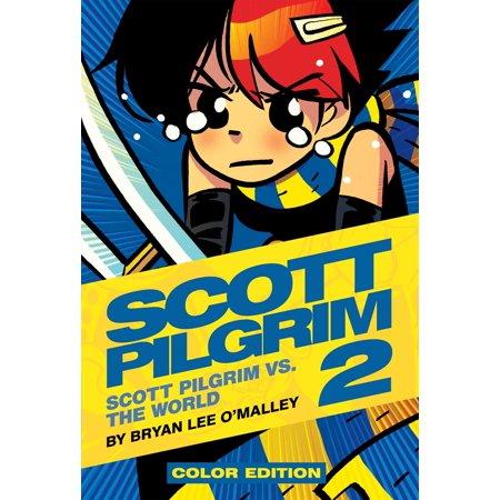 Scott Pilgrim Vol. 2 : Scott Pilgrim vs. the (Scott Pilgrim Vs The World Matthew Patel)