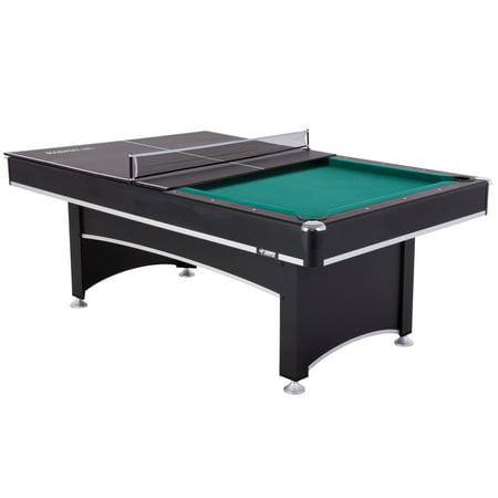 7 Billiard Table (Triumph Phoenix 7' Billiard Table with Table Tennis Conversion)