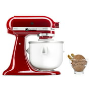 Best Electric Ice Cream Makers - Whirlpool KitchenAid Ice Cream Maker Stand with Mixer Review