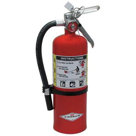 Amerex Fire Extinguisher - MPN: B402 - Made in U.S.A.