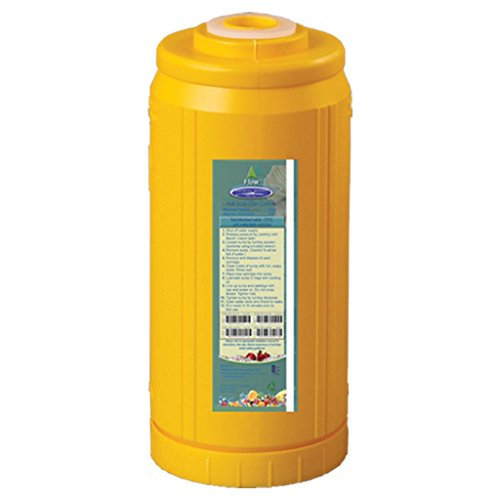 Crystal Quest CQE-RC-04115 5 x 10 in. Eaglesorb ES3 Anti-Scale Water Filter Cartridge