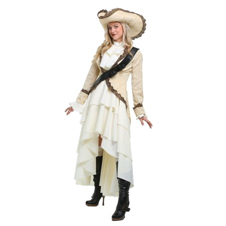 Captivating Pirate Womens Plus Size Costume - Snow White Woman Costume