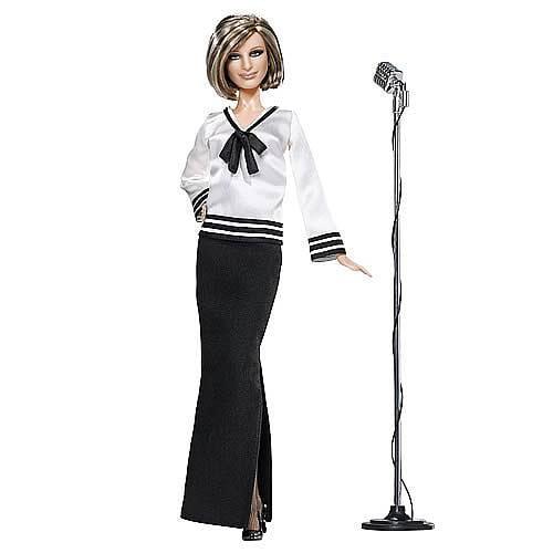 Barbie Mattel Barbie Pop Culture Barbara Streisand by